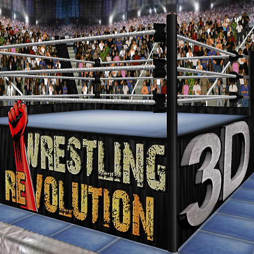 Wrestling Revolution - Boxing Games Free