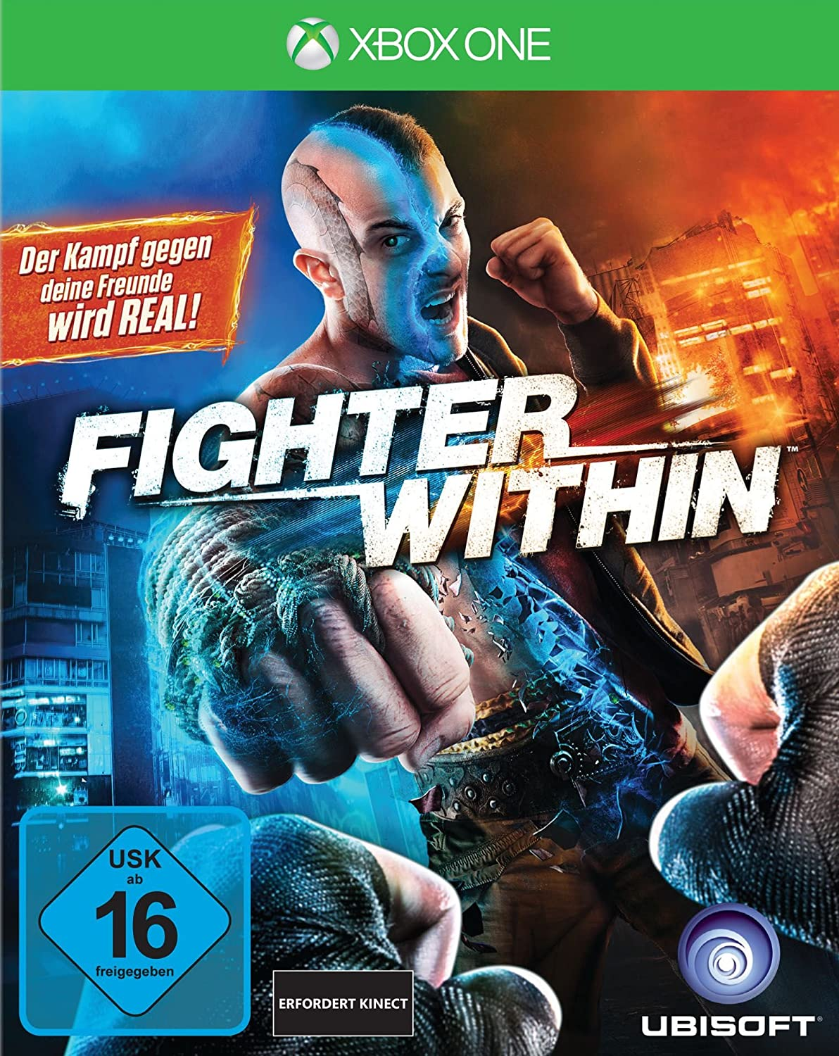 Ubisoft Fighter Within, Xbox One - Juego (Xbox One, Xbox One ...