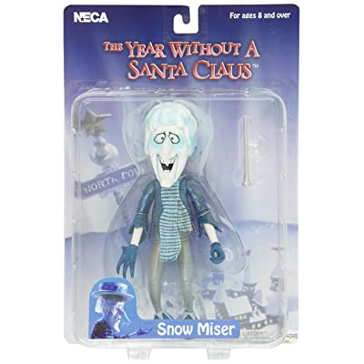 The Year without a Santa Claus Snow Miser Action Figure: Toys & Games