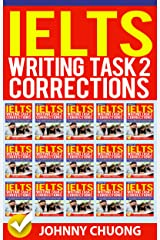 Ielts Writing Task 2 Corrections: Most Common Mistakes Students Make and How to Avoid Them (Box set 15 in 1) Kindle Edition
