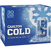 Carlton Cold Beer Case 30 x 375mL Cans