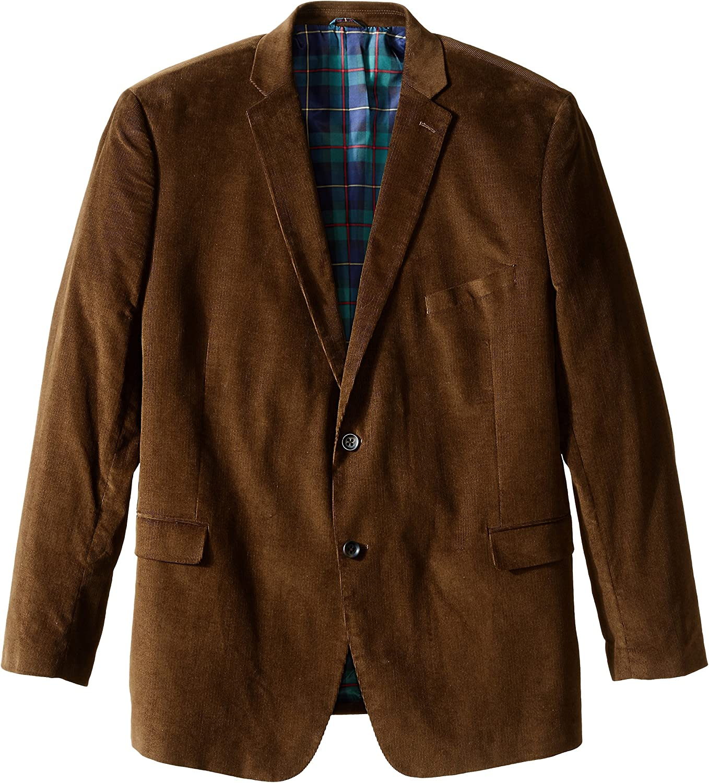 U.S. Polo Assn. Men's Big & Tall Big-Tall Cotton Corduroy Sport Coat