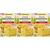 Fleischmann's, Simply Homemade® Cornbread Mix, 15oz Box (Pack of 3)