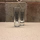 Cazadores Double Shot Glasses (Set of 2)