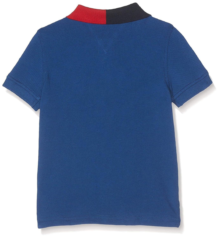 Tommy Hilfiger Colorblock Polo S//S T T-Shirt B/éb/é gar/çon