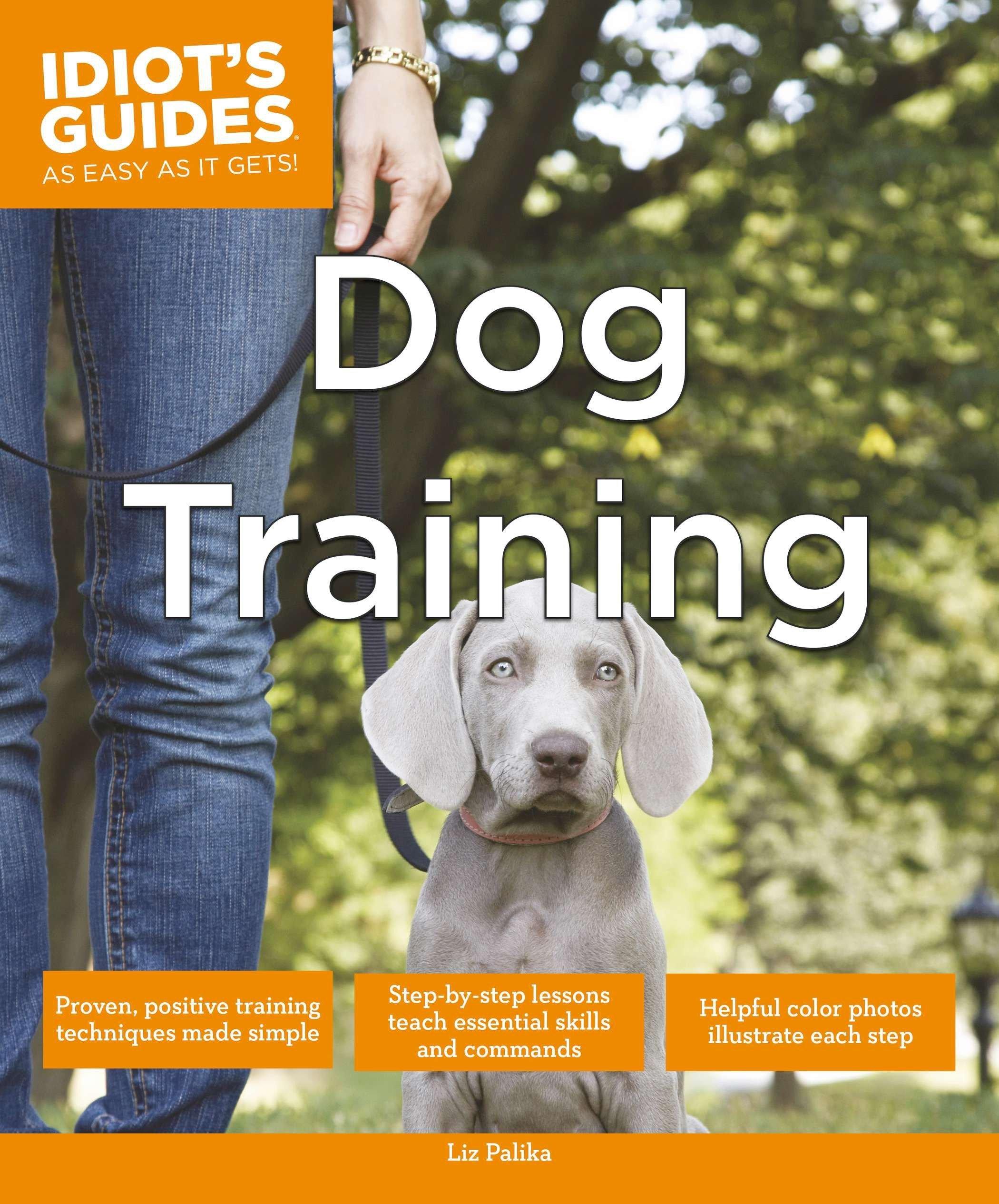 Download Dog Training (Idiot's Guides) pdf