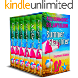 Summer Slaughter Cozy Mystery Boxed Set
