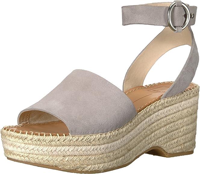 812ff7a7b Amazon.com  Dolce Vita Women s Lesly Espadrille Wedge Sandal