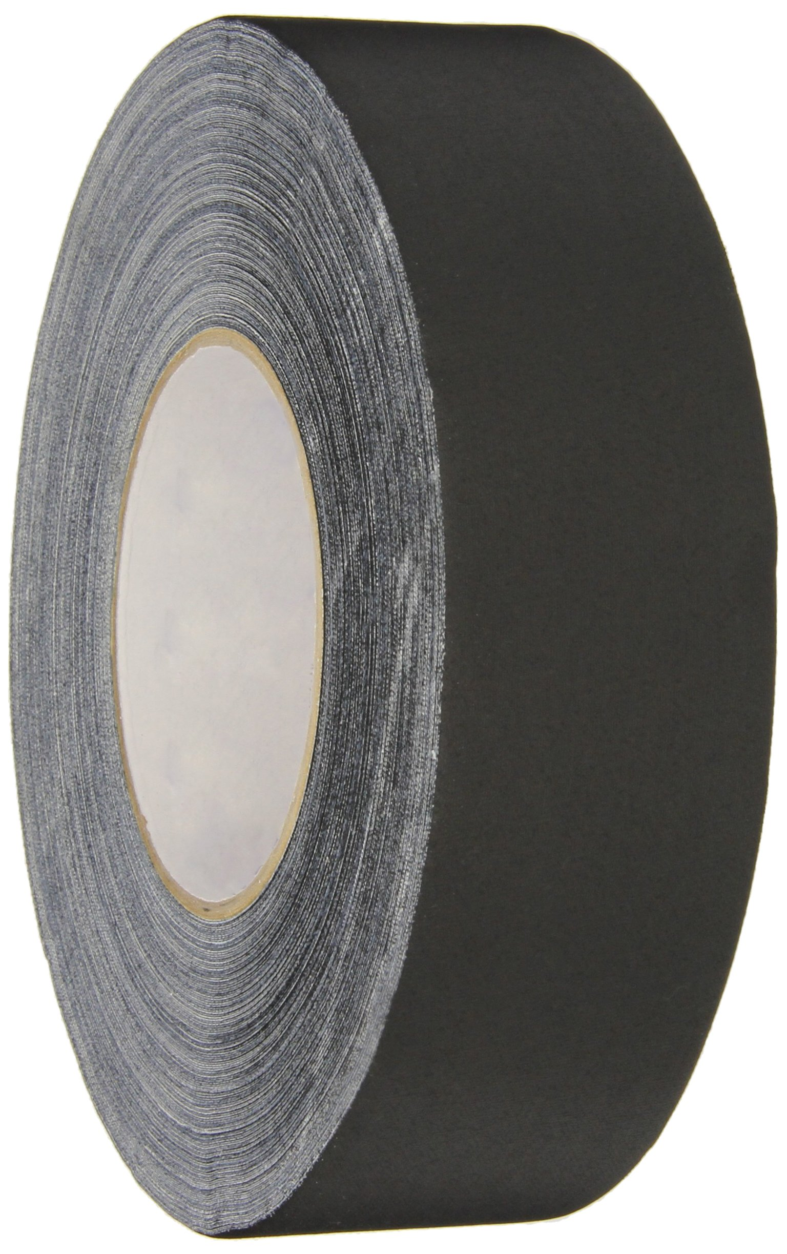 Polyken 510 Vinyl Coated Cloth Premium Gaffer's Tape, 11.5 mil Thick, 50m Length, 48mm Width, Black