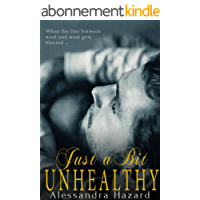 Just a Bit Unhealthy (Straight Guys Book 3) (English Edition)