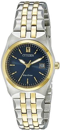 Citizen Eco-Drive ew2294 - 53L Corso de la Mujer Reloj: Amazon.es: Relojes