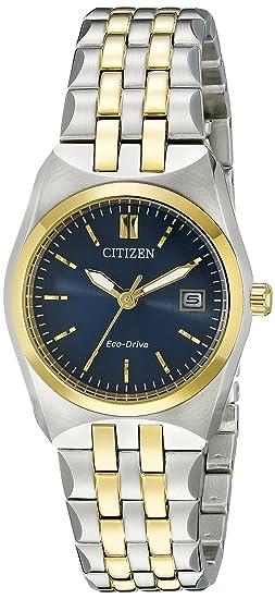 Citizen Eco-Drive ew2294 – 53L Corso de la Mujer Reloj