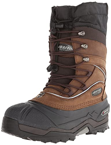 Amazon.com | Baffin Men's Snow Monster Insulated All-Weather Boot ...