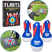 GIGGLE N GO Indoor Games or Outdoor Games for Family - Yard Games and Fun Family Games for Kids and Adults.. Great Indoor Ga