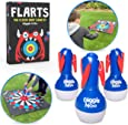 GIGGLE N GO Indoor Games or Outdoor Games for Family - Yard Games and Fun Family Games for Kids and Adults.. Will Be One of The Hottest Gifts for Christmas 2019. Our Lawn Games Version of Lawn Darts