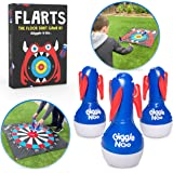 GIGGLE N GO Flarts Outdoor Games for Family - Yard Games and Fun Family Games for Kids and Adults.. Great Indoor Game. Our La