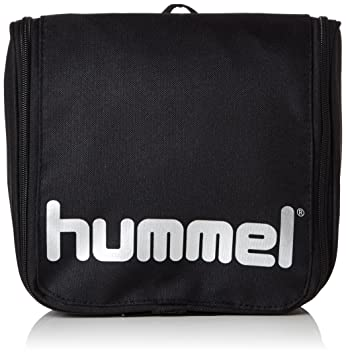 Hummel Authentic Toiletry Bag Cosmetic Bag Black Silver f9ece38a94c32
