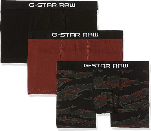 TALLA XXL. G-STAR RAW Tach Trunk Ao 3 Pack Bañador para Hombre
