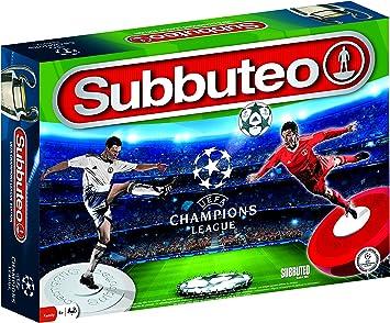 Eleven Force-81137 Juego Champion Leage Subbuteo Playset ...