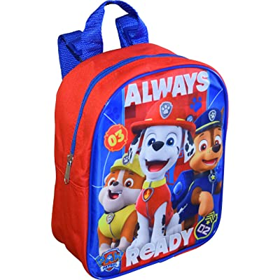 "Nickelodeon Paw Patrol Boy's 10"" Mini Backpack 