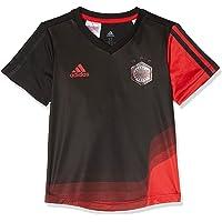 adidas Boys' Star Wars Tee, Black/Vivid Red(Black), 116(5-6 Years)