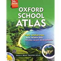Oxford School Atlas (Old Edition)