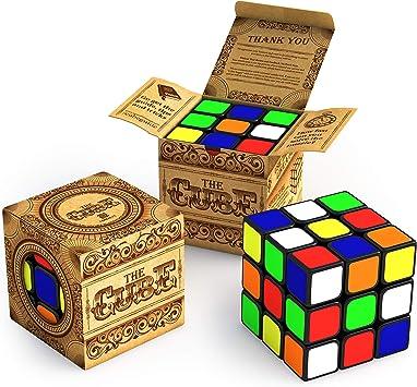 El Cubo: Gira más rápido y es más preciso que el original; súper ...