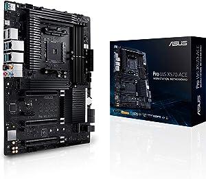 ASUS Pro WS AM4 AMD X570 ATX DDR4-SDRAM Motherboard