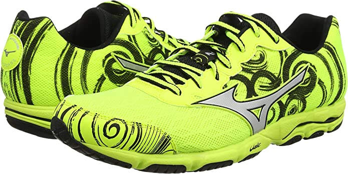 Mizuno Wave Hitogami - Zapatillas de Running de sintético para ...