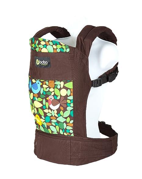 Boba - Mochila portabebés Baby Carrier 3G Tweet (de 3,5 a 20 kg