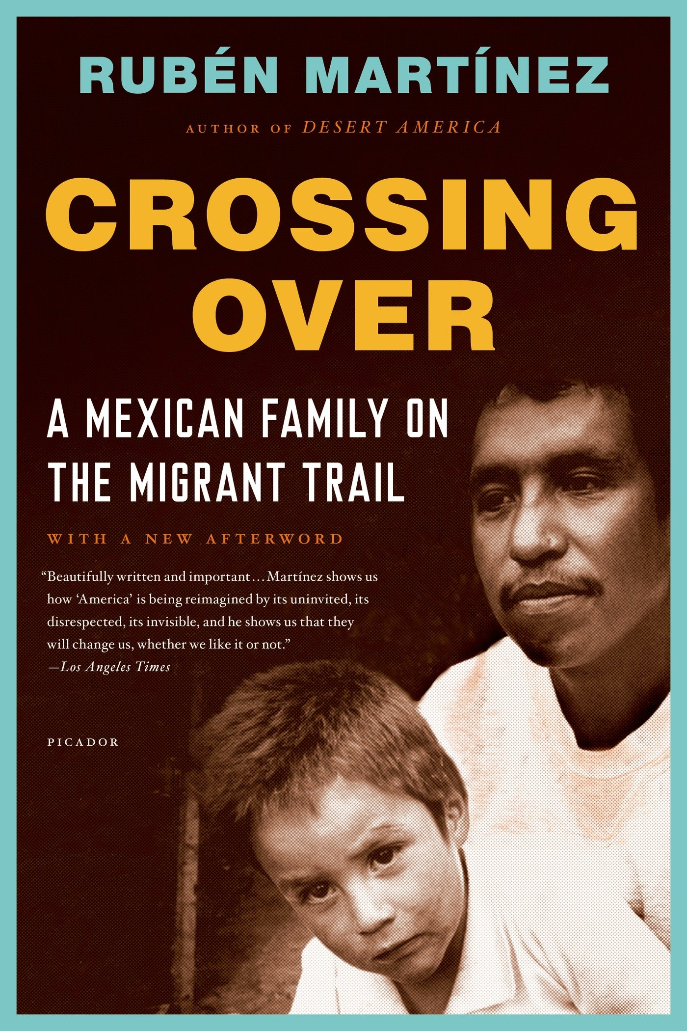 Crossing Over: A Mexican Family on the Migrant Trail pdf epub