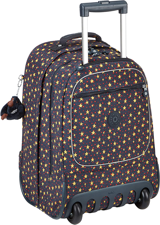 Kipling CLAS SOOBIN L Cartable, 49 cm, 28 liters, Multicolore (Cool Star Boy)