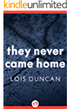 They Never Came Home (Laurel leaf suspense)