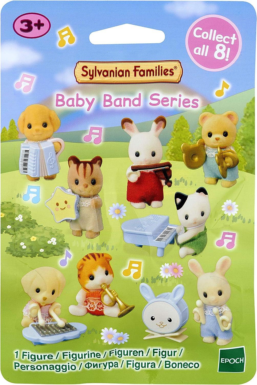 Sylvanian Families 5325 Dollhouse Accessories, Multi