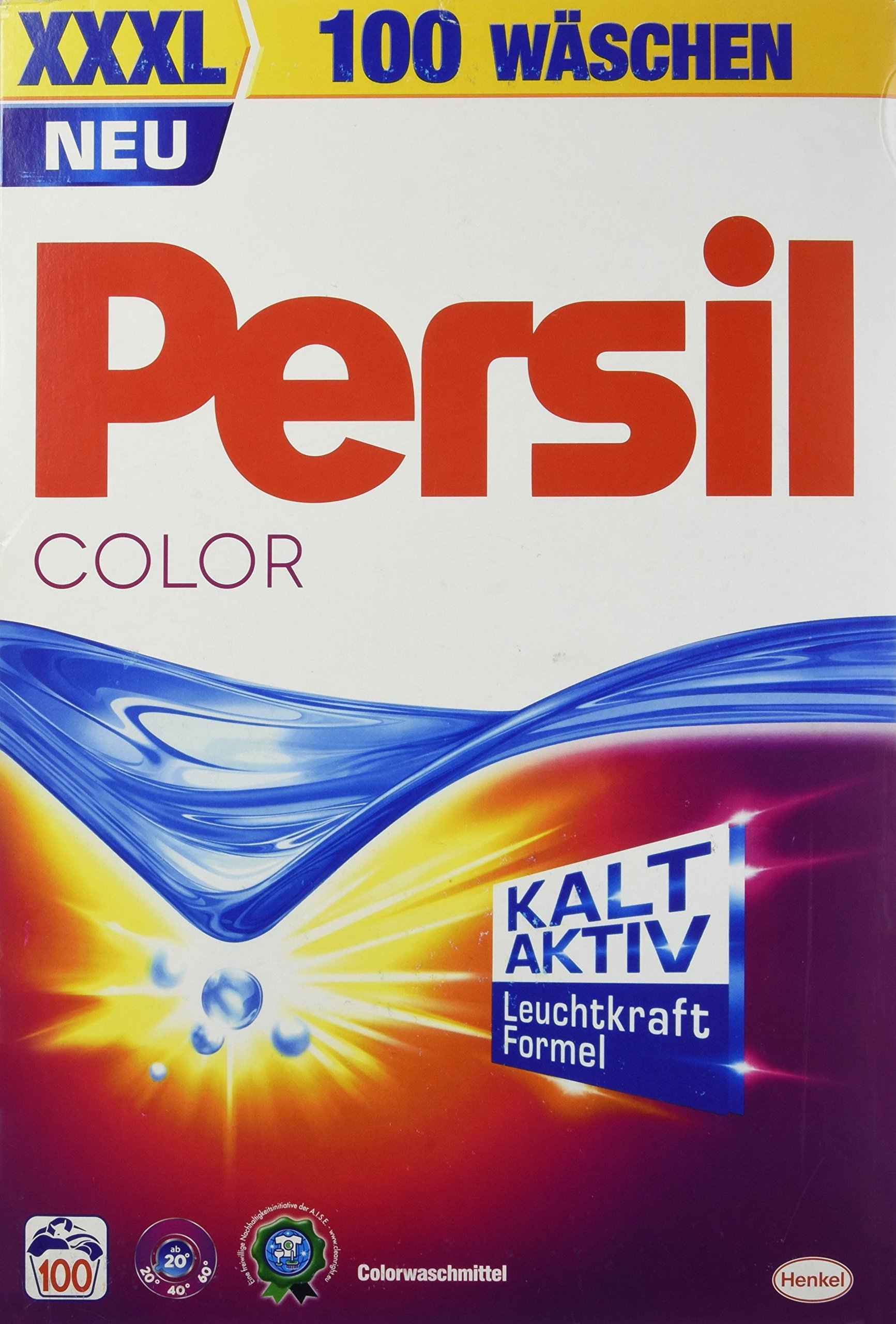 Persil Color Powder 100 Load XXXL (6.5kg) by Persil