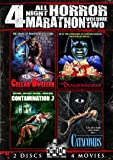 Scream Factory All Night Horror Movie Marathon 2 [Import USA Zone 1]