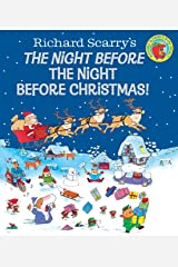 Richard Scarry's The Night Before the Night Before Christmas! Hardcover