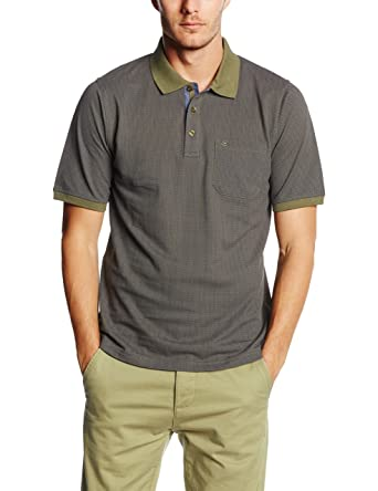 CASAMODA 962456600-Polo para Hombre color Marrón talla Large ...