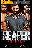 Reaper: Endgame A Bad Boy Biker Romance (Black Reapers Motorcycle Club Book 6)