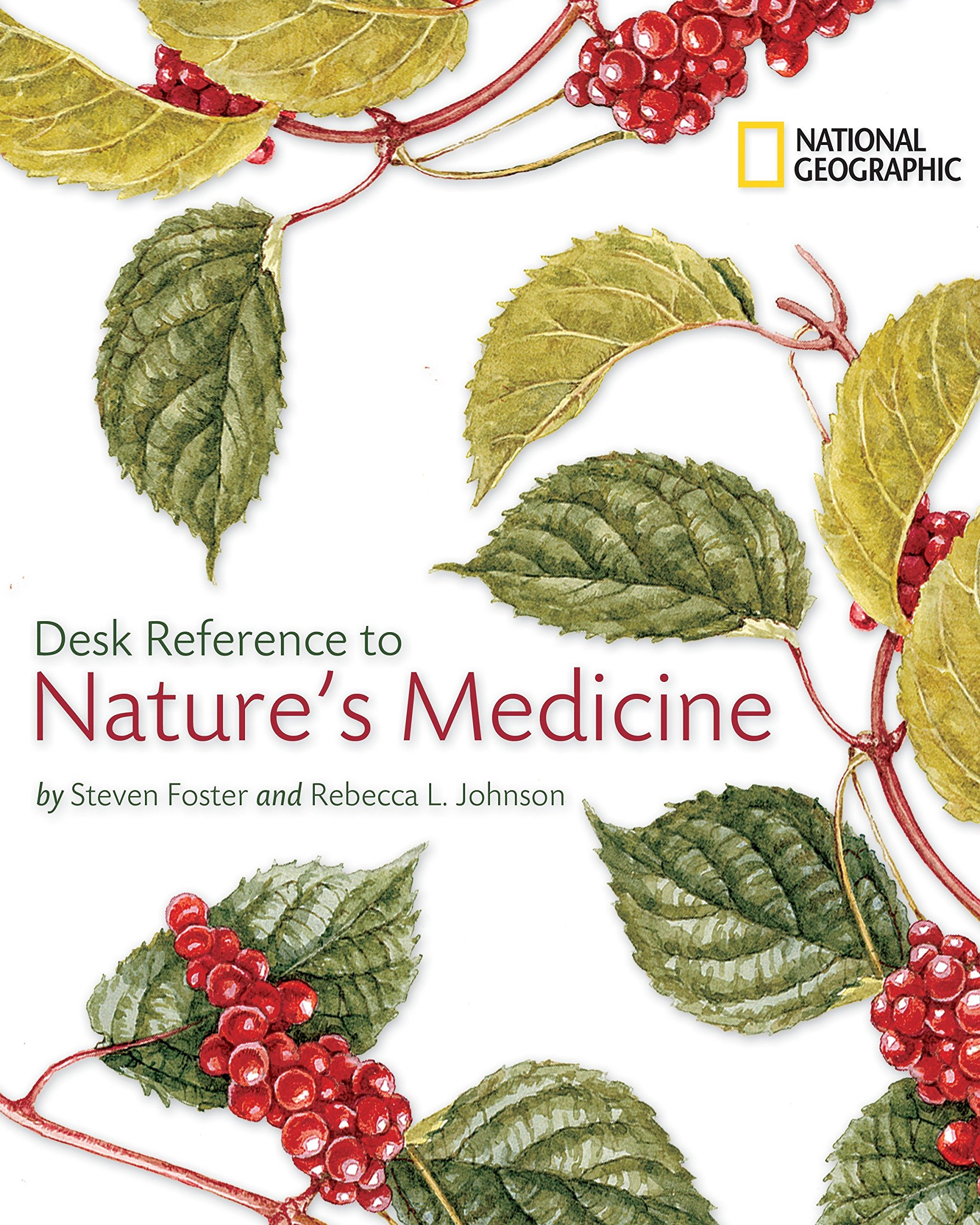 Download National Geographic Desk Reference to Nature's Medicine pdf