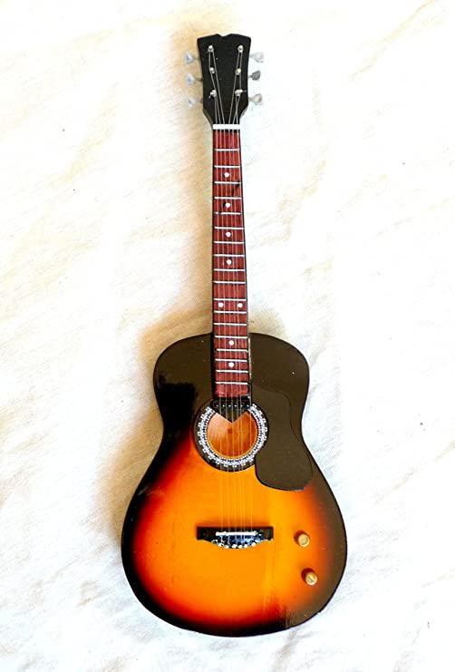 Guitarra en miniatura Mini Guitar Fender Stratocaster Edition 26 cm # 120: Amazon.es: Instrumentos musicales