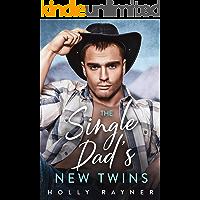 The Single Dad's New Twins - A Billionaire Cowboy Romance