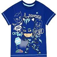 PJ Masks Camiseta de Manga Corta para niños Catboy