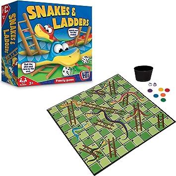 Traditional Games HTI 1372490, Juego de Mesa, de 2 a 6 Jugadores ...