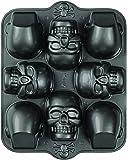 Amazon Com Wilton Dimensions Nonstick 3d Skull Pan