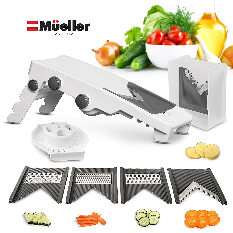 Mueller V-Pro 5 Blade Mandolin...