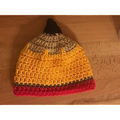 f61e9c6d10975 6 - 12 Months Infant pencil hat Teacher gift