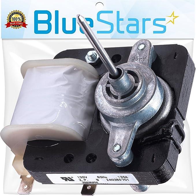 Ultra Durable 240369701 Motor de ventilador de refrigerador ...