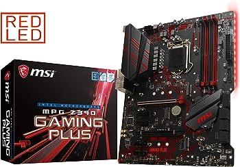 MSI MPG Z390 GAMING PLUS LGA 1151 ATX Intel Gaming Motherboard