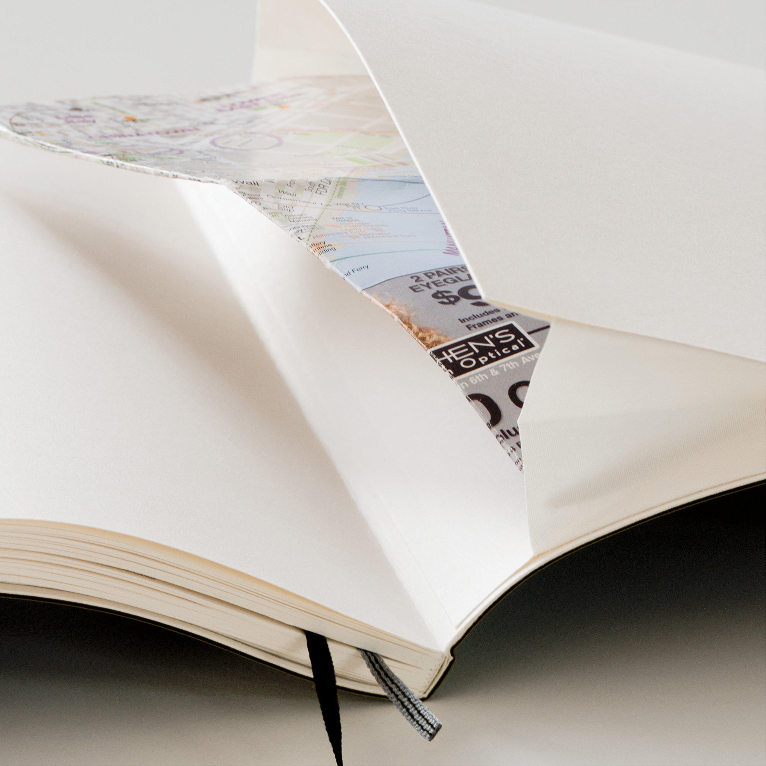 Leuchtturm1917 Medium Size B5 Softcover Notebook Plain Black by LEUCHTTURM1917 (Image #3)